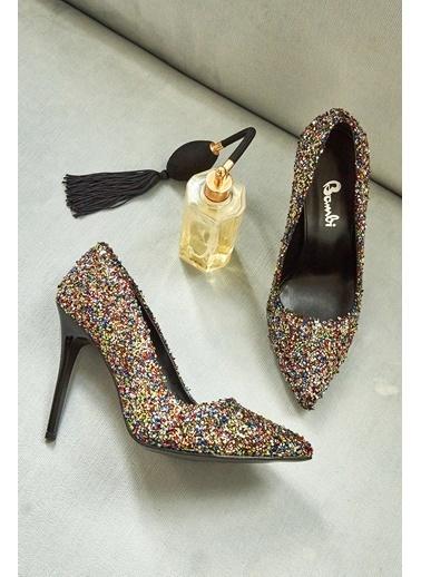 Bambi Ayakkabı Renkli